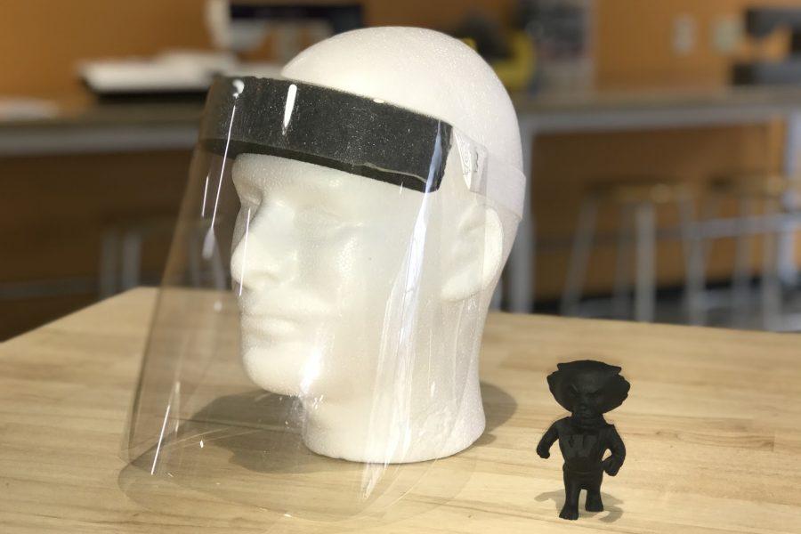 Badger Face Shields