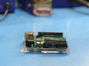 Picture of Arduino Uno circuit board 2