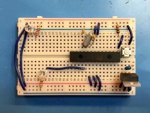 Picture of Arduino Breadboard